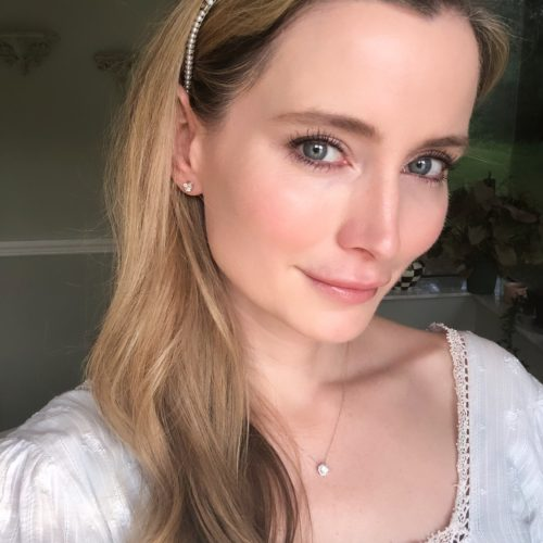 10 minute makeup~Glowy skin and lash pampering for the new year